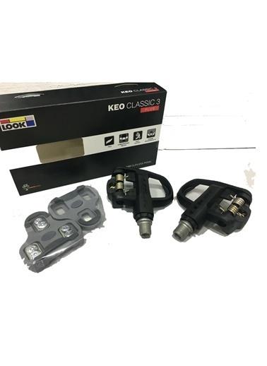 Look Look Keo Classic 3 Plus Yol Pedalı Siyah  Siyah